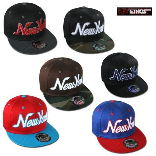 """ETHOS CAP /"""" NEW CITY SNAPBACK 44 /"""" NEW 2-TONE TRUCKER KAPPE NEUWARE"""