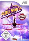 All Star Cheerleader (Nintendo Wii, 2009, DVD-Box)