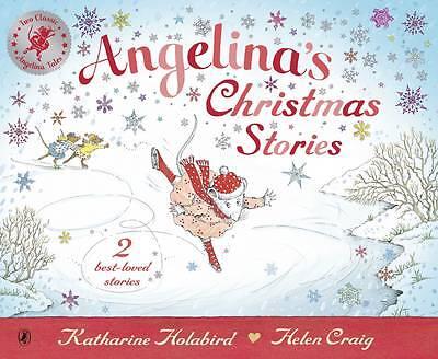 Holabird, Katharine, Angelina's Christmas Stories (Angelina Ballerina), Paperbac