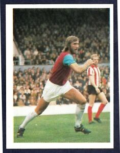 PANINI-TOP-SELLERS-FOOTBALL-77-293-WEST-HAM-UTD-CHARLTON-ATHLETIC-BILLY-BONDS