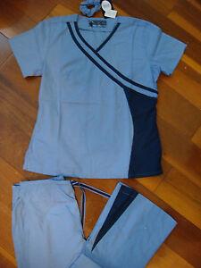Rockhopper New Style Nursing Uniform Scrub Set Top Pant