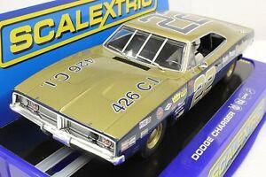 Scalextric-C3323-Dodge-Charger-500-Bobby-Allison-22-Ltd-Edition-1-32-Slot-Car