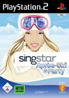 SingStar: Après-Ski Party (Sony PlayStation 2, 2007, DVD-Box)