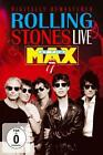 The Rolling Stones - Live at the Max [DVD] (+DVD, 2009)
