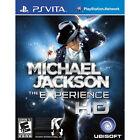 Michael Jackson: The Experience HD (Sony PlayStation Vita, 2012)