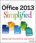 Office 2013 Simplified by Elaine Marmel (Paperback, 2013)