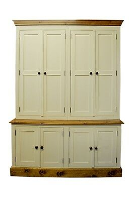 Joseph Larder Cupboard - Made From Solid Pine