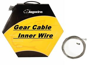 JAGWIRE-Inner-Bike-Gear-Cable-Wire-Galvanised-Slick-Stainless-Pro-Elite-Ultra