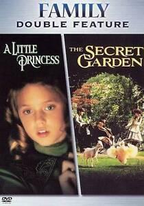A-Little-Princess-The-Secret-Garden-Brand-New-DVD