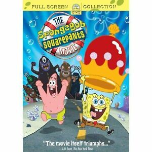 the spongebob squarepants movie full screen edition ebay