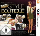 New Style Boutique (Nintendo 3DS, 2012)