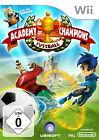 Academy of Champions: Fußball (Nintendo Wii, 2009, DVD-Box)