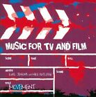 Karl Jenkins & Mike Ratledge - Music for TV and Film (Movement, 2010)