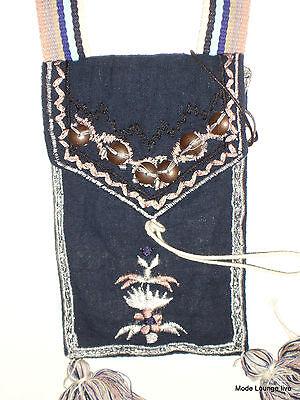 NOA NOA Tasche Beutel Colonias ACC blau trust bag sac Neu new cotton
