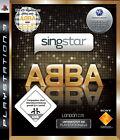 SingStar: Abba (Sony PlayStation 3, 2008)