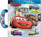 Cars 2 CarryAlong� Play Book by Cynthia Stierle (2011, Board Book)