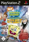 SpongeBob Schwammkopf und seine Freunde: Durch dick und dünn (Sony PlayStation 2, 2006, DVD-Box)