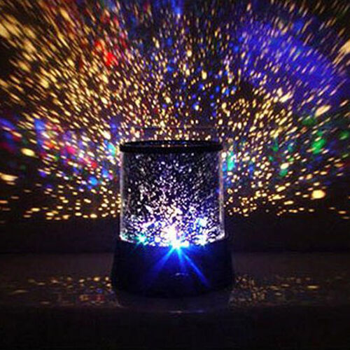 Romantic Sky Star Master Projector Lamp LED Night Light Romantic Amazing Gift