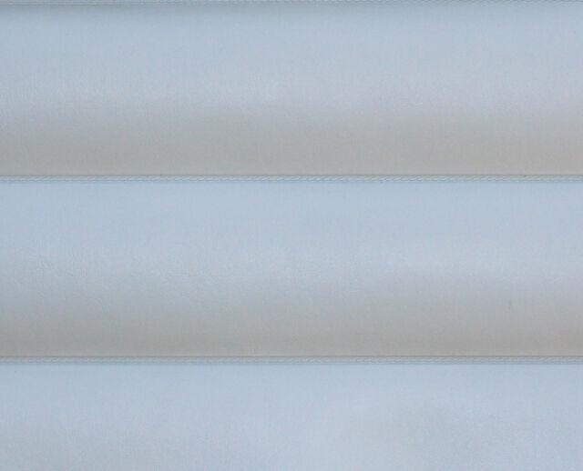 "PLEATED VINYL MARINE GRADE FABRIC 54""  Color-Putty"