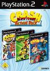Crash Bandicoot Action Pack (Sony PlayStation 2, 2007, DVD-Box)