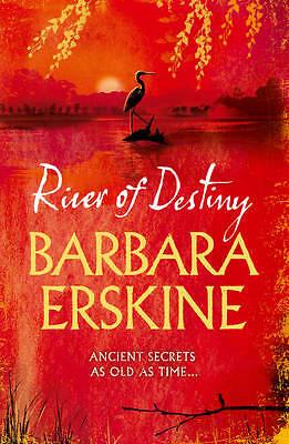 """""""AS NEW"""" River of Destiny, Erskine, Barbara, Book"""