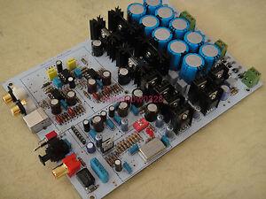 WM8741-WM8805-24-192KHZ-DAC-decoder-Optical-Coaxial-DAC7-KIT-Design-by-weiliang