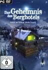 Das Geheimnis des Berghotels (PC, 2009, DVD-Box)