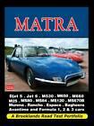 Matra: A Brooklands Road Test Portfolio by Brooklands Books Ltd (Paperback, 2012)