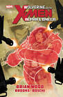 Wolverine & The X-men: Alpha & Omega by Roland Boschi, Brian Wood, Mark Brooks (Paperback, 2013)