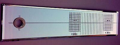 Cartridge Stylus Alignment Protractor *NEW*