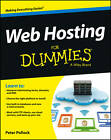 Web Hosting For Dummies by Peter Pollock (Paperback, 2013)