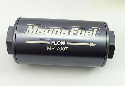 MP-7007 Magnafuel 10 Micron -10 AN Female To 10 AN Female After Pump Fuel Filter