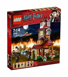 LEGO Harry Potter The Burrow 4840