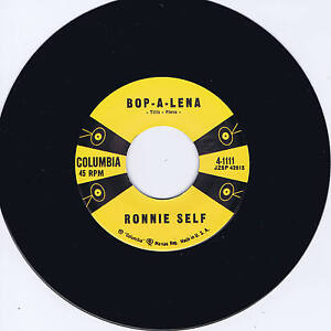 Ronnie Self - Bop - A - Lena