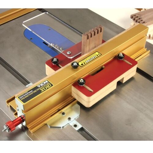 I-BOX - INCRA I-BOX Jig for Box Joints
