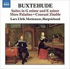 Dietrich Buxtehude - Buxtehude: Suites in G minor & E minor; More Palatino; Courant Zimble (2008)