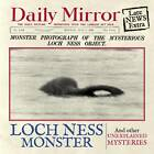 The Loch Ness Monster: And Other Unexplained Mysteries by J. F. Derry (Hardback, 2013)