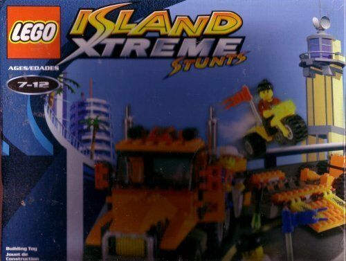 Lego Island Xtreme Stunts 6739 Truck & Stunt Trikes Nuevo Sellado