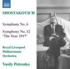 "Dmitry Shostakovich - Shostakovich: Symphonies Nos. 6 & 12 ""The Year 1917'"" (2011)"