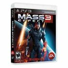 Mass Effect 3 (Sony PlayStation 3, 2012)