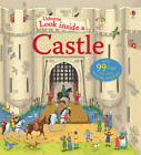 Look Inside a Castle by Conrad Mason (Hardback, 2013)
