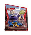 Mattel Disney Pixar Cars 2 Flash Nilsson Swedish Racer Limited Ultimate Chase 1:55