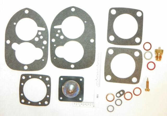 Carburetor Volvo Penta 856471 856472 Solex 44PA1 AQ Repair Kit 834527 841292-6