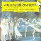 Felix Mendelssohn - Mendelssohn: Overtures (1988)