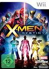 X-Men: Destiny (Nintendo Wii, 2011, DVD-Box)