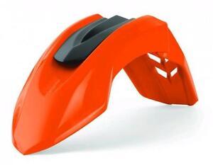 Polisport-Supermoto-Fender-Fender-Parte-anteriore-parafango-SM-Line-Arancione