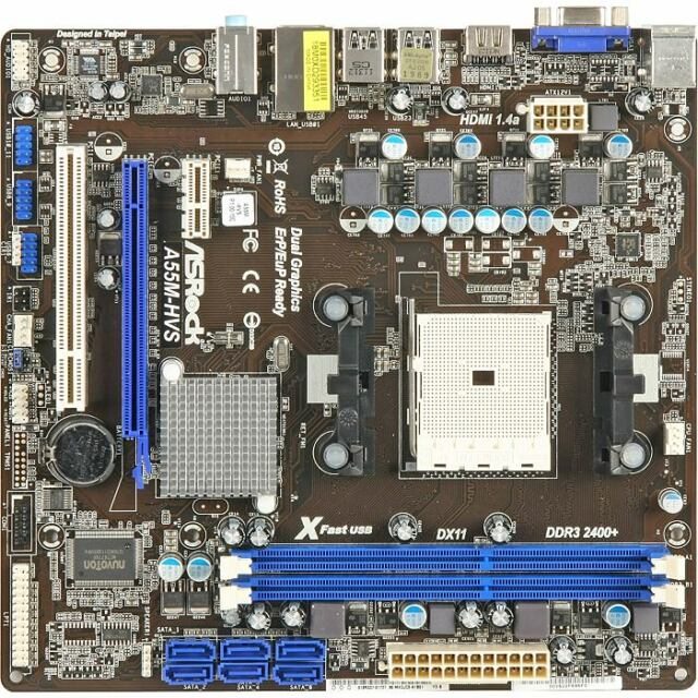ASROCK A55M-HVS TREIBER WINDOWS 8