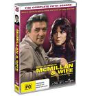 Mcmillan And Wife : Season 1 (DVD, 2010, 3-Disc Set)