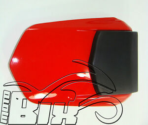 ONGLE-MONO-PLACE-SELLE-HOUSSE-DE-SIEGE-YAMAHA-R1-04-06-ABS-ROUGE-ARRIERE-SEAT