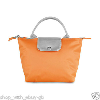 BRIGHT LUNCH INSULATED COOL BAG - LADIES LUNCHBAG - CARRY HANDBAG PICNIC COOLER